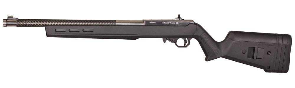 Lightweight 22 LR with open Sights